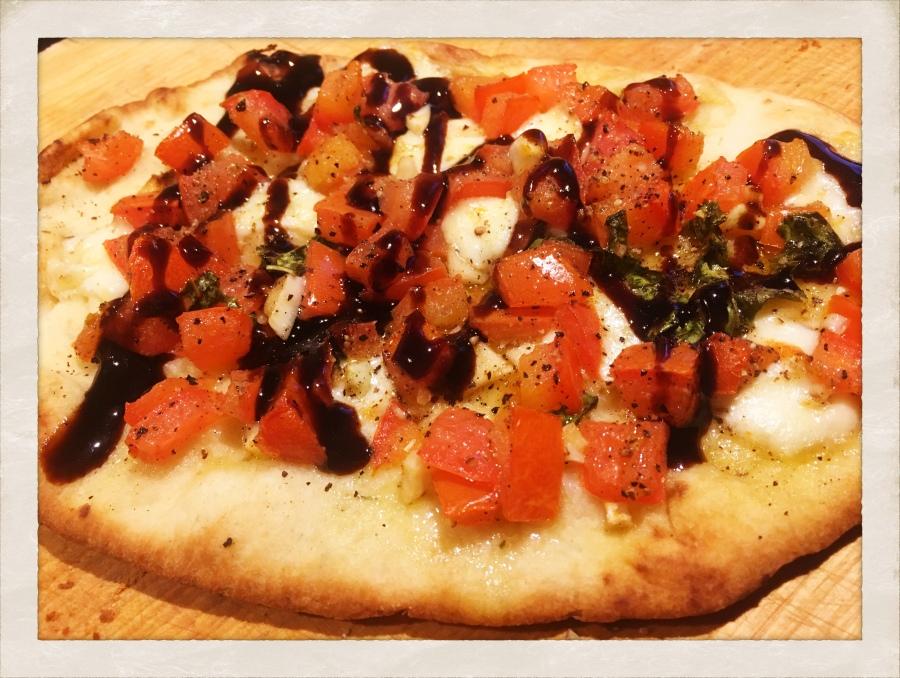 brischetta pizzette
